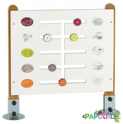 jeux structure de jeux ext rieurs papouille. Black Bedroom Furniture Sets. Home Design Ideas