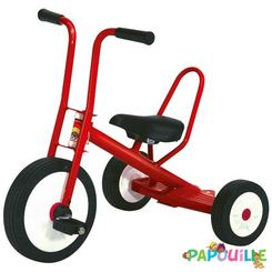 9019S Destockage Tricycle enfant Speedy 3-6 ans - Rouge
