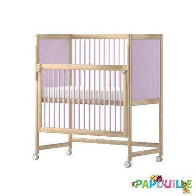 couchage lit cr che en bois b b enfant page 2. Black Bedroom Furniture Sets. Home Design Ideas