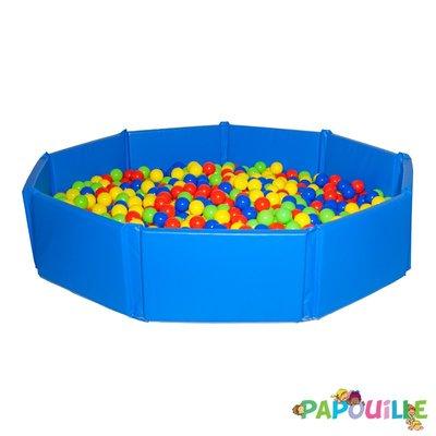 motricit piscine balles papouille