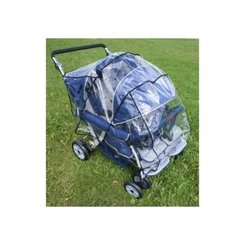 FB6601 HABILLAGE BULLE BYE BYE STROLLER 4 PLACES