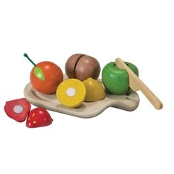 PT3600 FRUITS EN BOIS A DECOUPER