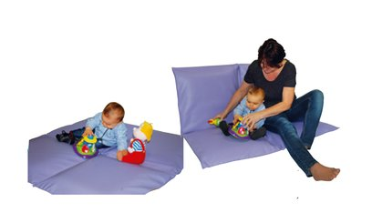 01439 Coussin Assise 2 Places