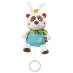 80890263 Mini Musical Panda Doudou